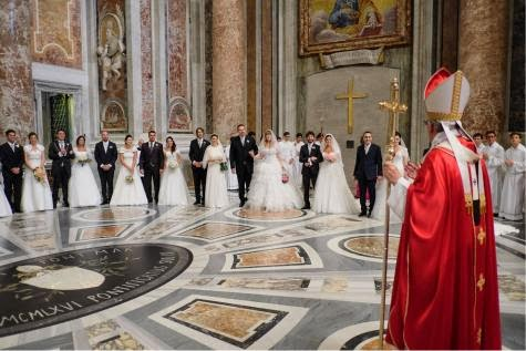 pape franois mariage - Mariage Evangeliste